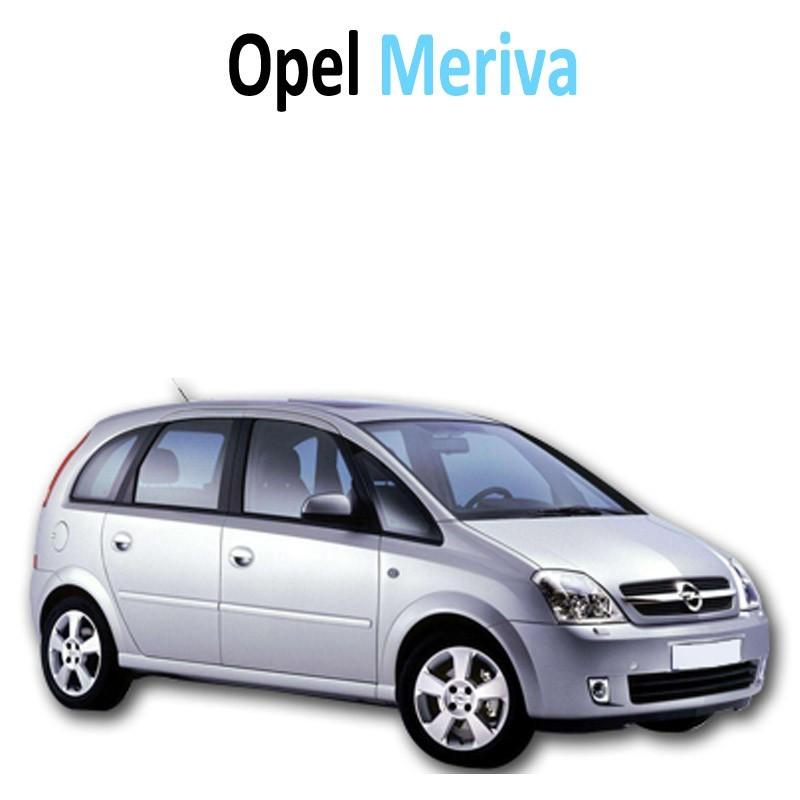 Pack Led interieur Opel Meriva A