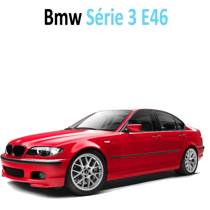 Pack led Intérieur pour BMW série 3 E46 (2001-2005)
