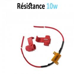 Résistance 10w anti erreur ODB 39ohm