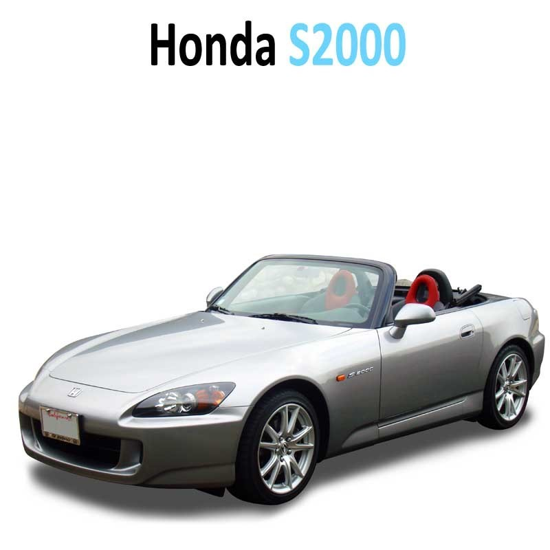 Pack Intérieur extérieur led Honda S2000