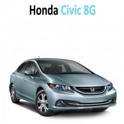 Pack intérieur led pour Honda Civic 8