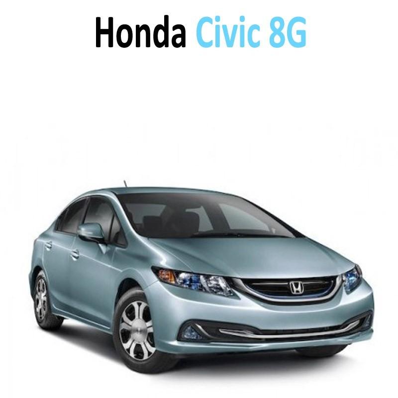 Pack Intérieur extérieur led Honda Civic 2006-2011