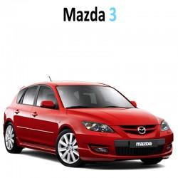 Pack intérieur led pour Mazda 3 Gen1