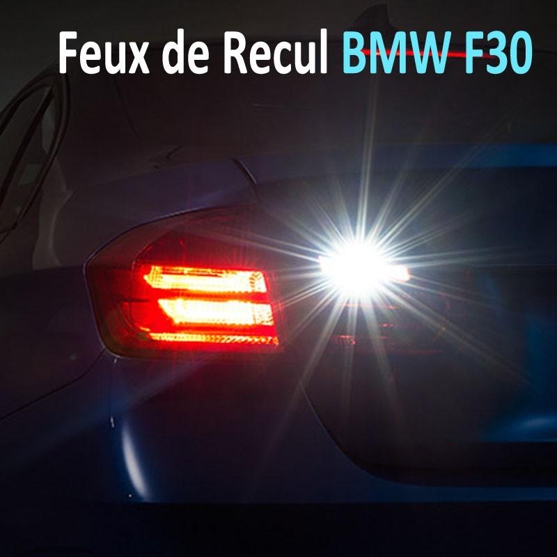 Pack Led Feux de Recul pour Bmw série 3 F30