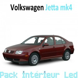 Pack intérieur led pour Volkswagen Jetta MK4