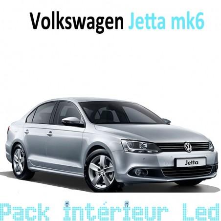 Pack intérieur led pour Volkswagen Jetta MK6