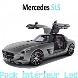 Pack Full Led Interieur Mercedes SLS
