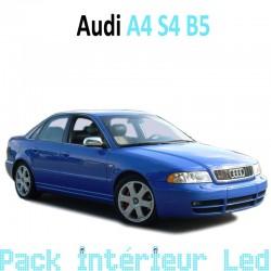 Pack intérieur led pour Audi A4 S4 B5