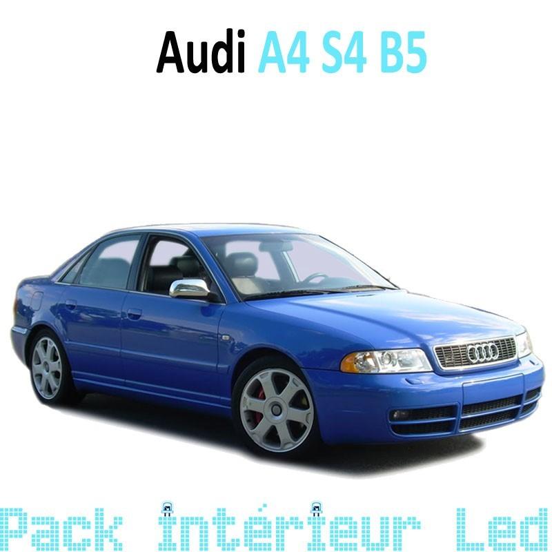 Pack intérieur Led Audi A4 S4 B5