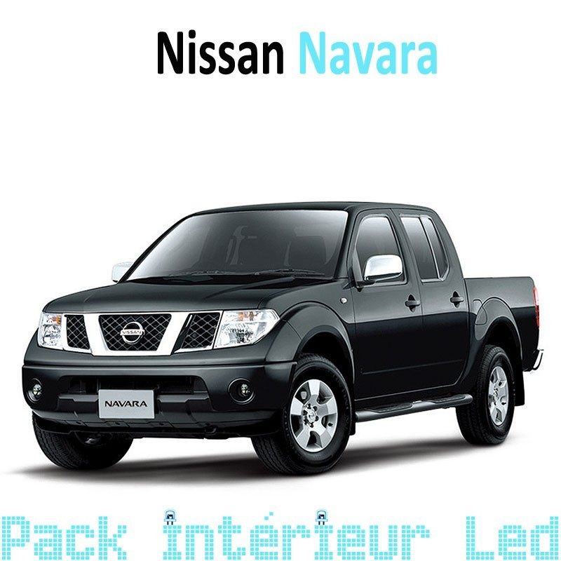Pack Full Led Intérieur Nissan Navara