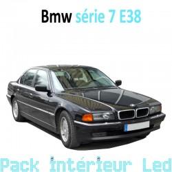 Pack intérieur led pour BMW Série 7 E38