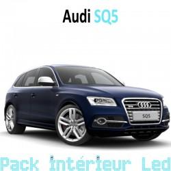 Pack intérieur led pour Audi SQ5