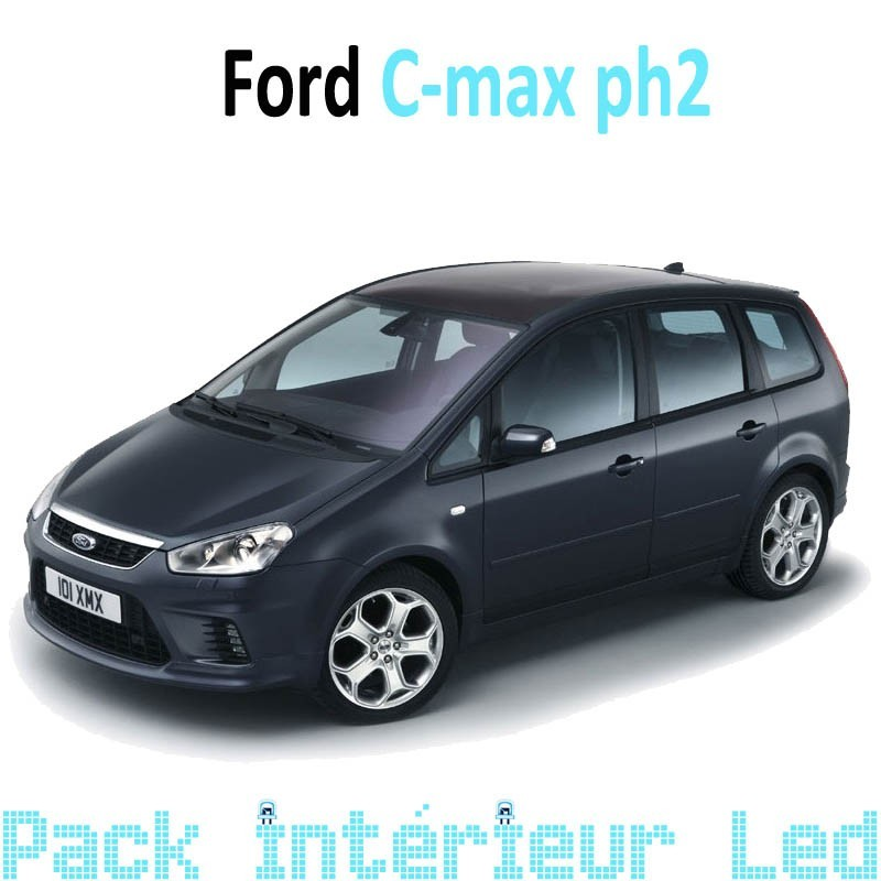 Pack Full led intérieur Ford c-max Phase 2