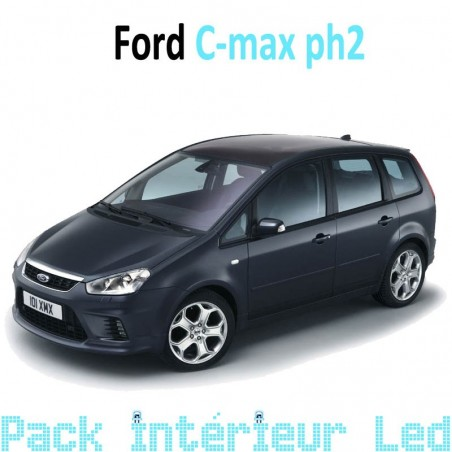 Pack intérieur led pour Ford c-max Phase 2