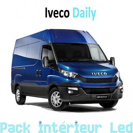Pack intérieur led pour Iveco Daily