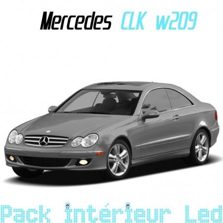 Pack intérieur led pour Mercedes CLK W209