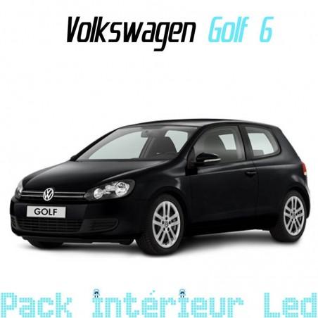 Pack intérieur led pour Volkswagen Golf 6