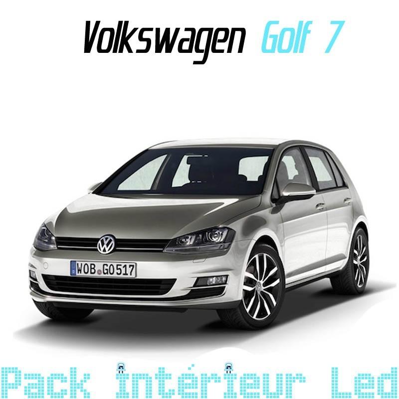 Pack led intérieur Golf 7