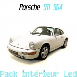 Pack Full Led interieur Porsche 911 964