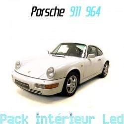Pack intérieur led pour Porsche 911 964