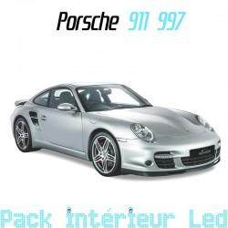 Pack intérieur led pour Porsche 911 997