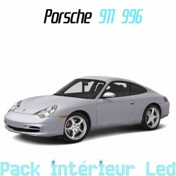 Pack Full Led interieur Porsche 911 996