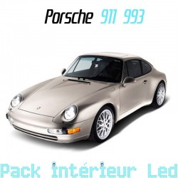 Pack Full Led interieur Porsche 911 993