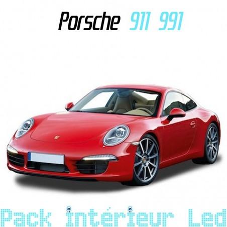 Pack intérieur led pour Porsche 911 991