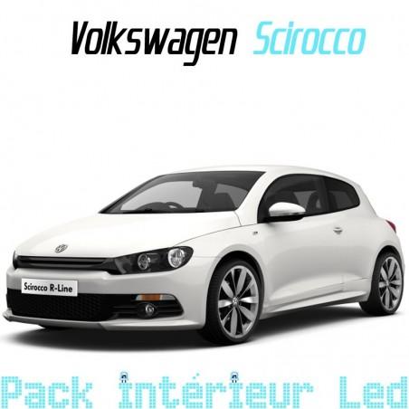 Pack intérieur led pour Volkswagen Scirocco