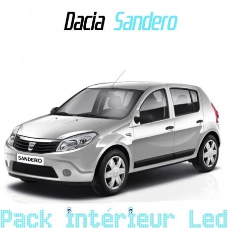Pack intérieur led pour Dacia Sandero