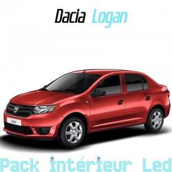 Pack intérieur led pour Dacia Logan