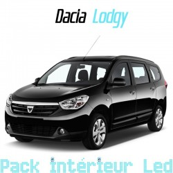 Pack full Led Dacia Lodgy