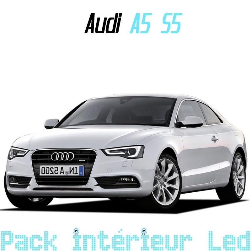 Pack intérieur Led Audi A5 S5