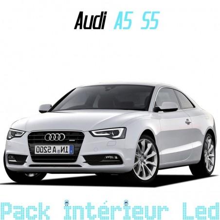 Pack intérieur led pour Audi A5 S5 RS5