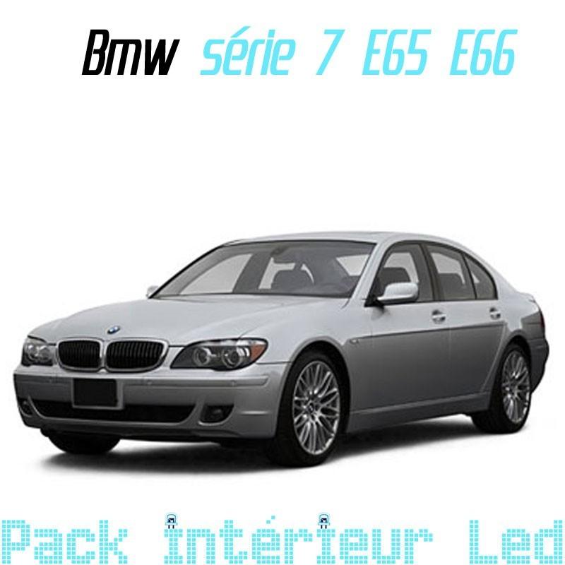 Pack Led interieur BMW Série 7 E65 E66