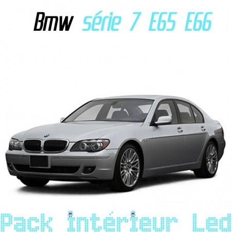 Pack intérieur led pour BMW Série 7 E65 E66