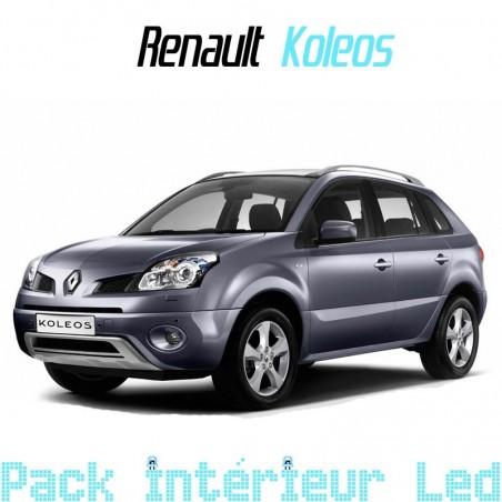 Pack intérieur led pour Renault Koleos