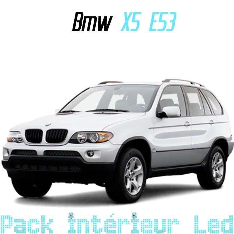 Pack Full led Intérieur Exterieur BMW X5 E53