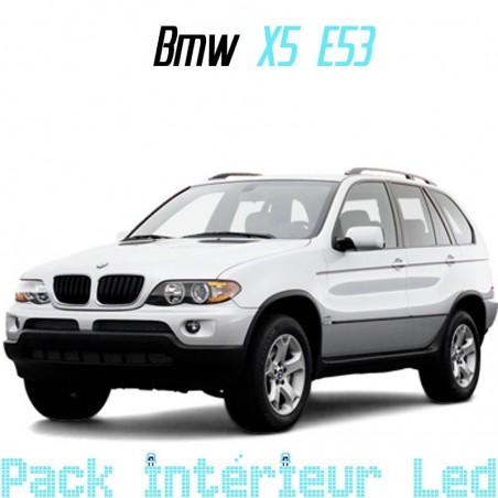 Pack intérieur led pour BMW X5 E53