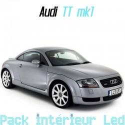 Pack intérieur led pour Audi TT MK1