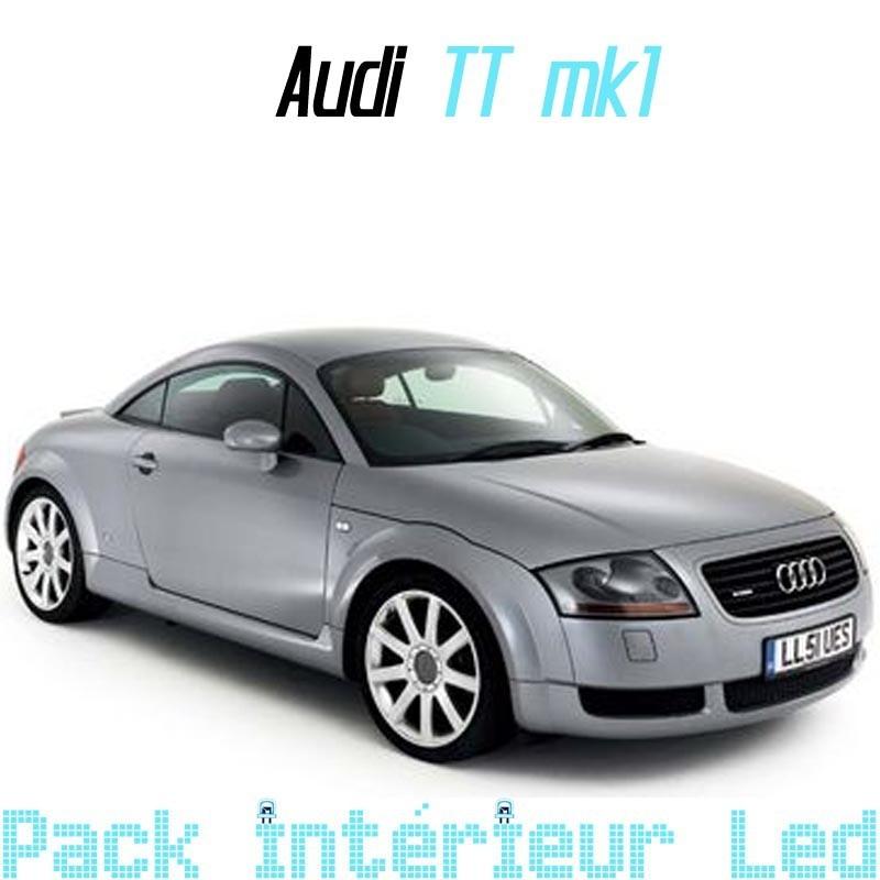 Pack Led interieur Audi TT MK1