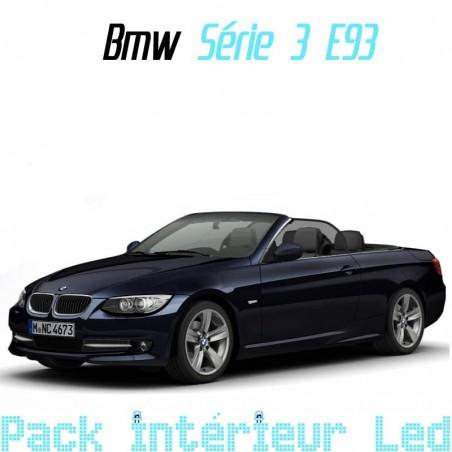 Pack intérieur led pour BMW Série 3 E93