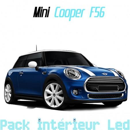 Pack intérieur led pour Mini Cooper F55 F56