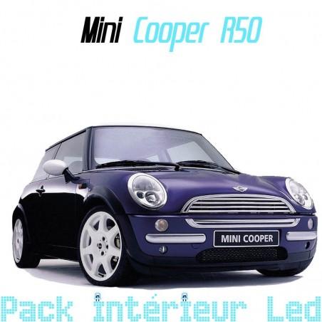 Pack intérieur led pour Mini Cooper R50