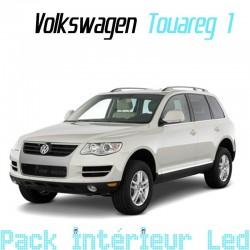 Pack intérieur led pour Volkswagen Touareg 7L