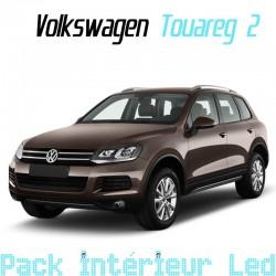 Pack intérieur led pour Volkswagen Touareg 7P