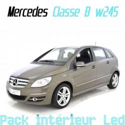 Pack intérieur led Mercedes Classe B w245