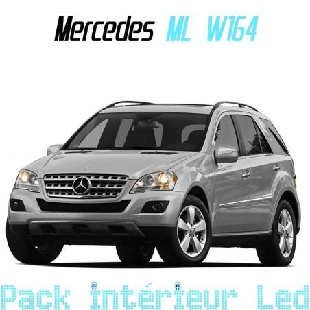 Pack intérieur led pour Mercedes ML W164