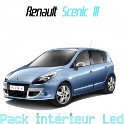 Pack Led interieur Renault Scenic 3