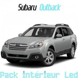 Pack intérieur led pour Subaru Outback